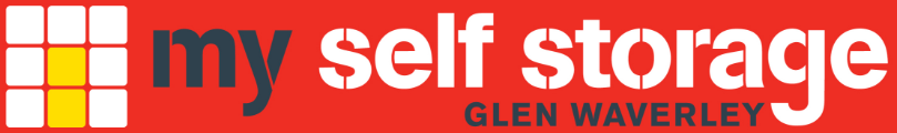 My Self Storage Glen Waverley Logo